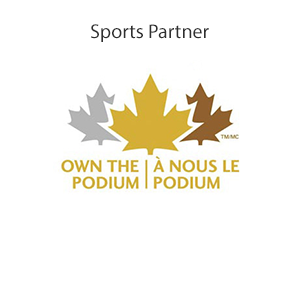 Own the Podium Sports Partner
