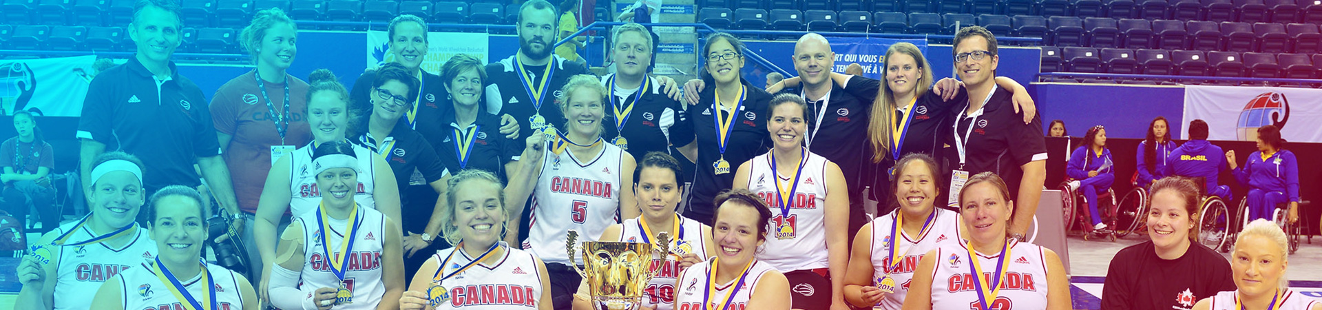 Senior Women's Wheelchair Basketball