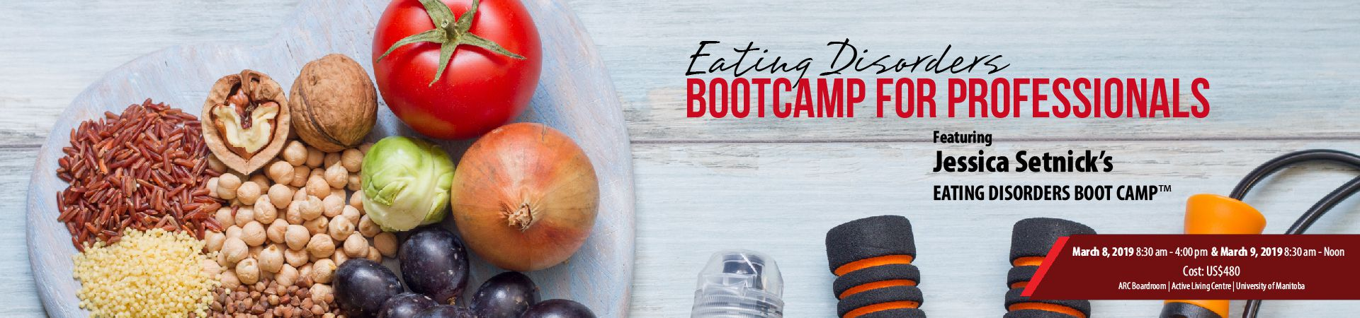 Eating Disorders Boot Camp