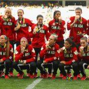 Team Canada Bronze Medal