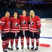Bailey Bram Team Canada