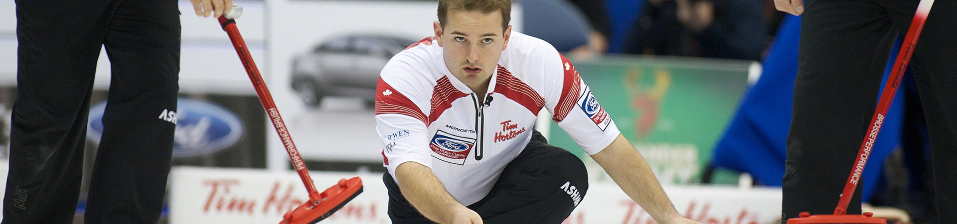 Curling Reid Carruthers