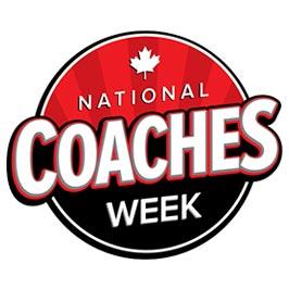 National Coaches Week logo