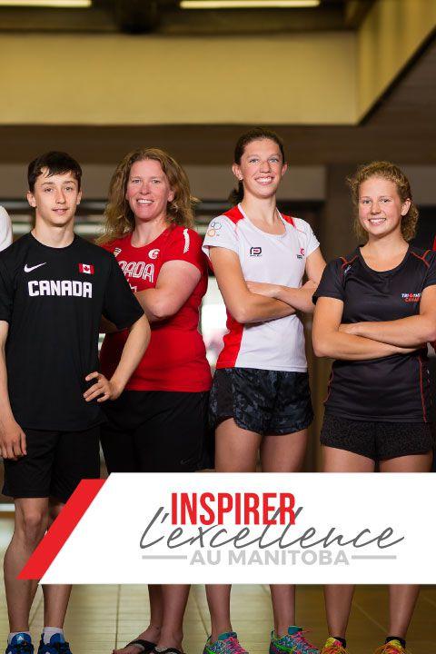 Inspirer l'excellence au Manitoba